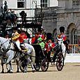 Queen on Parade