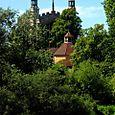 College chapel