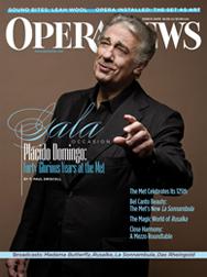 Opera news cover