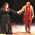 Stand-in Iphigénie and Oreste