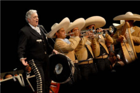 Placido and mariachi