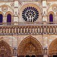 Notre Dame Facade