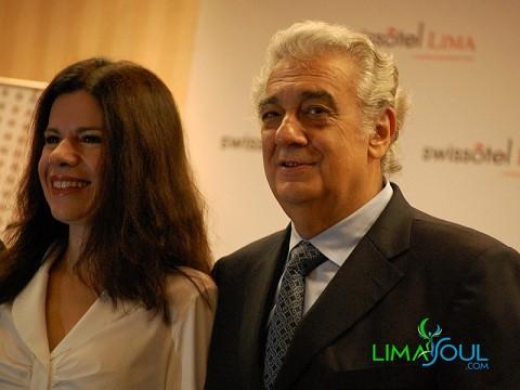 Ana Maria and Plácido