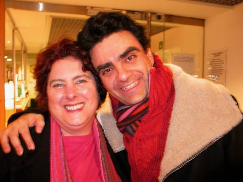 Me and Rolando