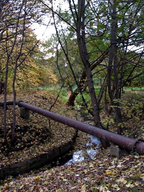 Sinderland Brook