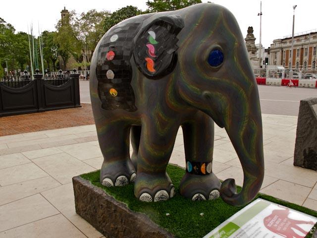 Brixton elephant