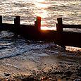 Sundown groyne