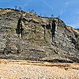 Jurassic cliff