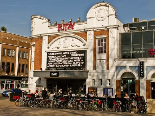 Ritzy Cinema, Bar, Café and Bike Park