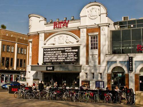 Ritzy Cinema, Bar, Café and Bike Park