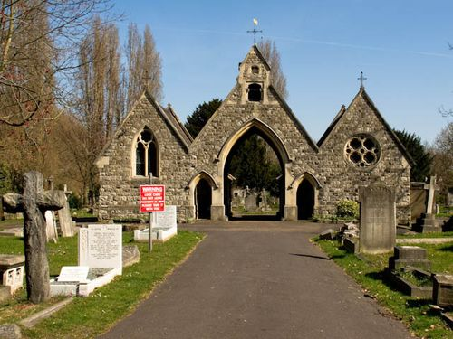 St Mary's cemetery chapel