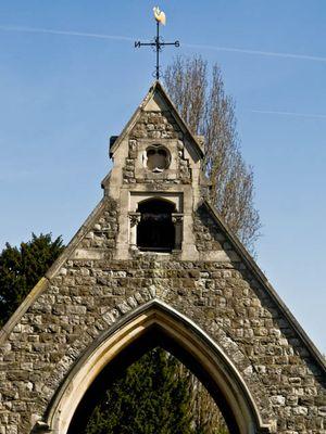 Chapel weathervane