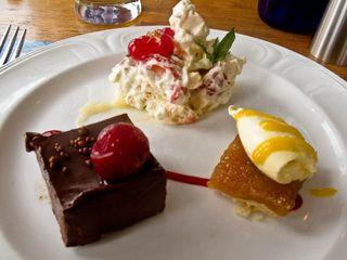 Pudding 3 ways
