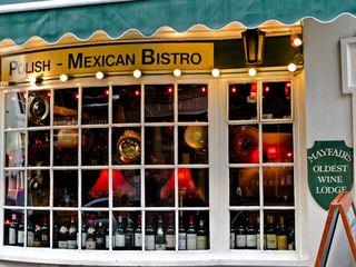 Polish-Mexican bistro