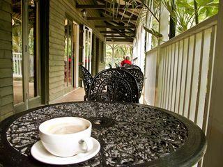 Colonial Restaurant verandah