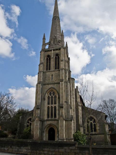 St Paul's front