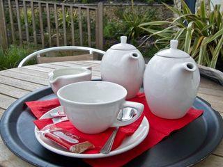 Nice pot of tea