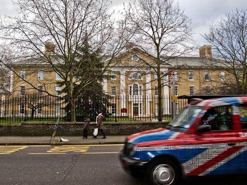Royal hospital