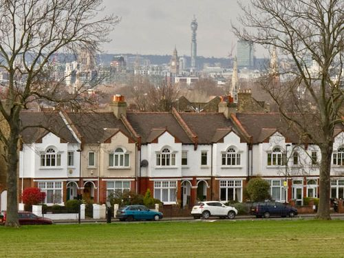Ruskin Park view