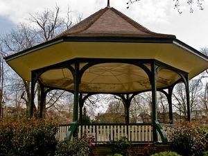 Ruskin Park Bandstand