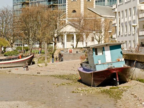 Beached at Battersea