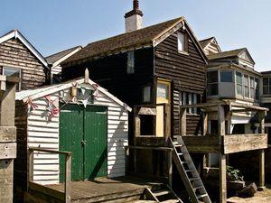 Fishermens huts (2)
