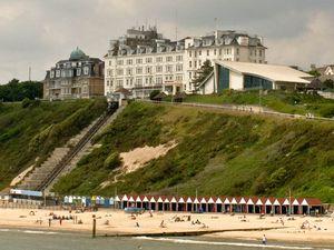 Clifftop hotel