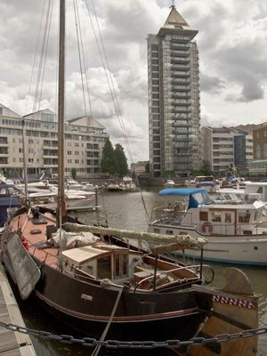 Chelsea harbour tower