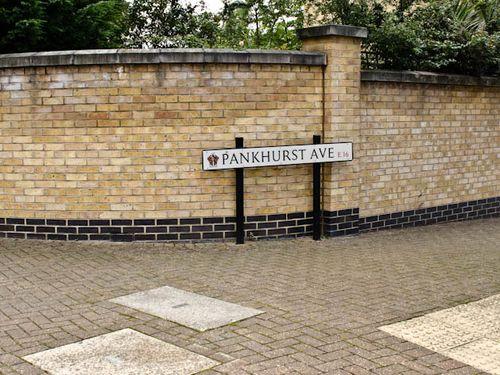 Pankhurst Avenue