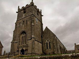 Corfe Castle church (2)