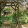 Upper Slaughter farmhouse