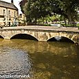 Bourton bridge
