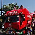 Coke bus