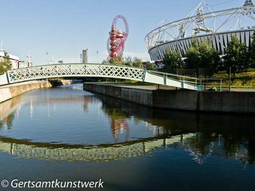 Orbit and stadium