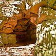 Hermit's cave