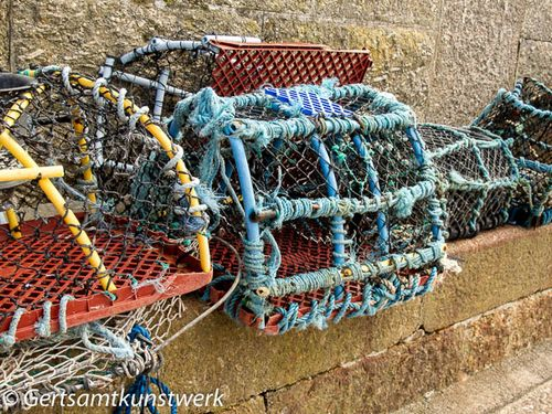 Home made crab pots