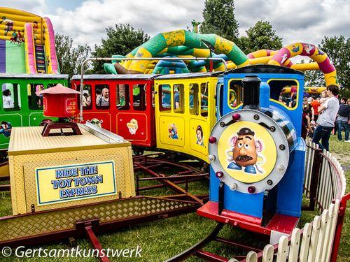 Toytown Express