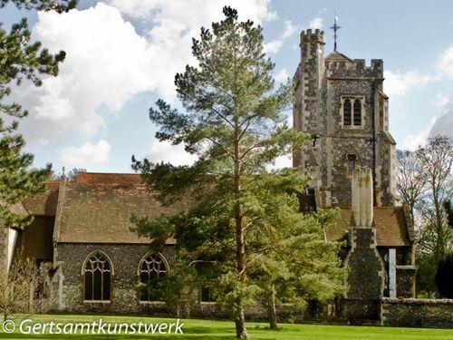 St Mary's beddington Park