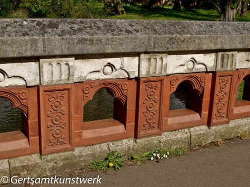 Terracotta bridge