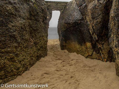 Rock arch