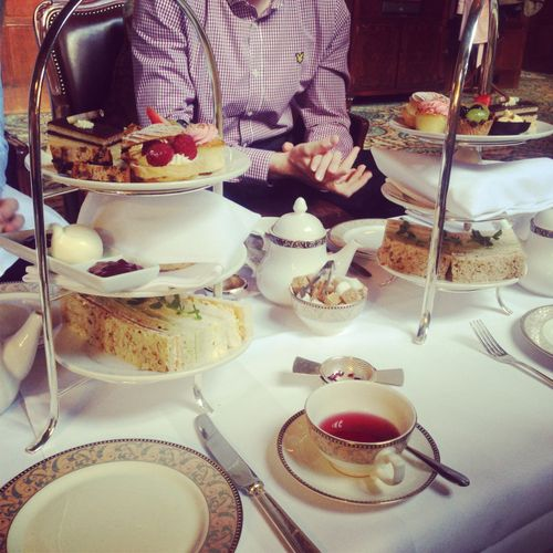 Afternoon Tea Connaught Rooms