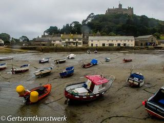 A short trip to St Michael's Mount