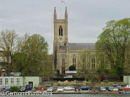 Hampton church