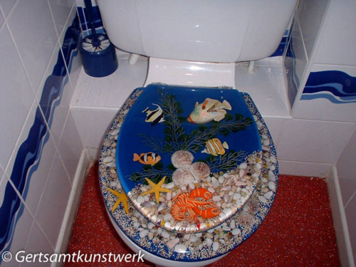 Jersey toilet