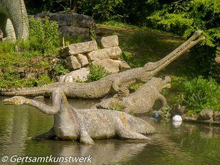 Dinosaur chums