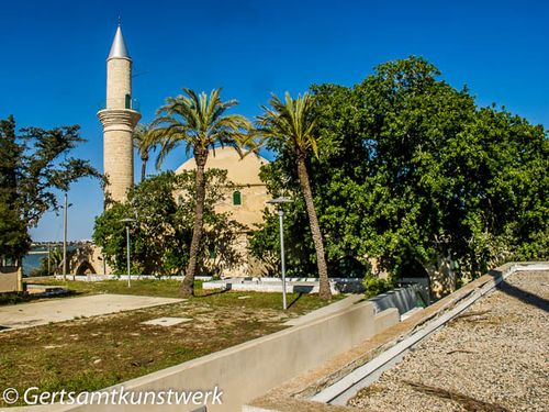 Mosque of Umm Haram