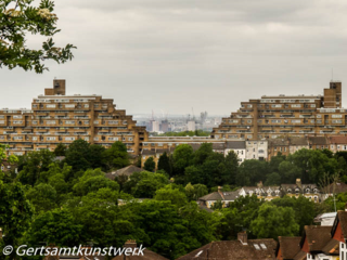 View from Horniman Hill
