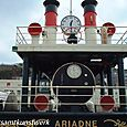 Ariadne Steam clock