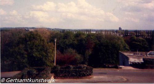 View across Highfields