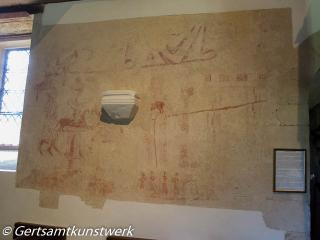 Ancient mural